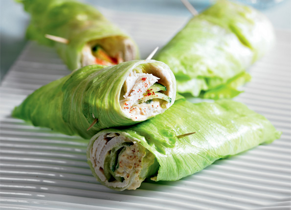 Ultimate Clean & Lean Lettuce Wrap recipe