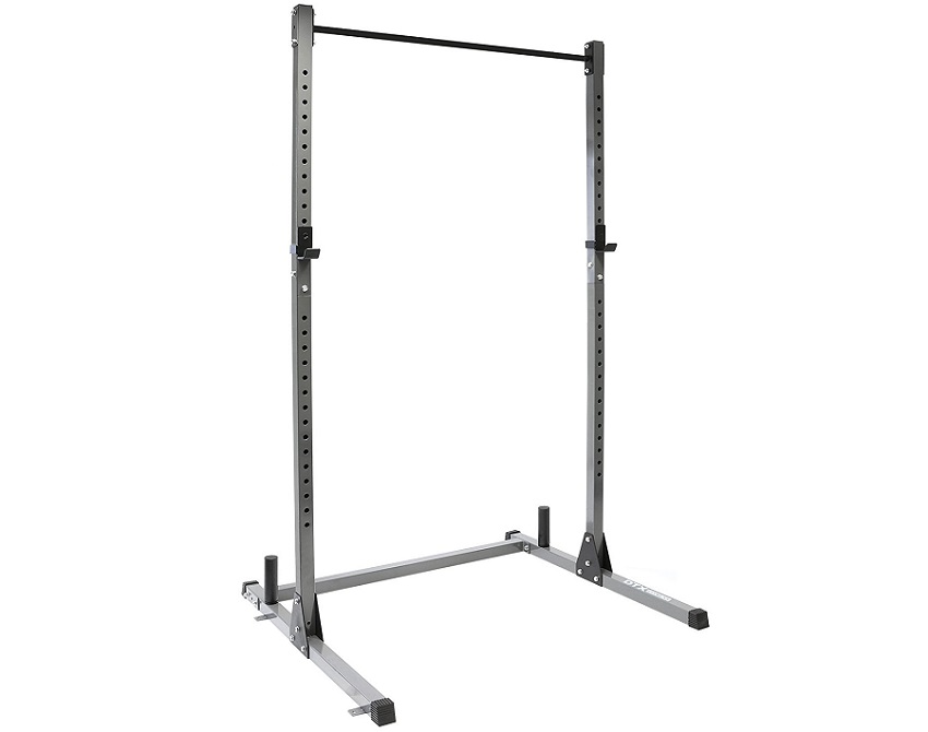 DTX Fitness Squat Rack Power Cage With Pull Up Bar Review