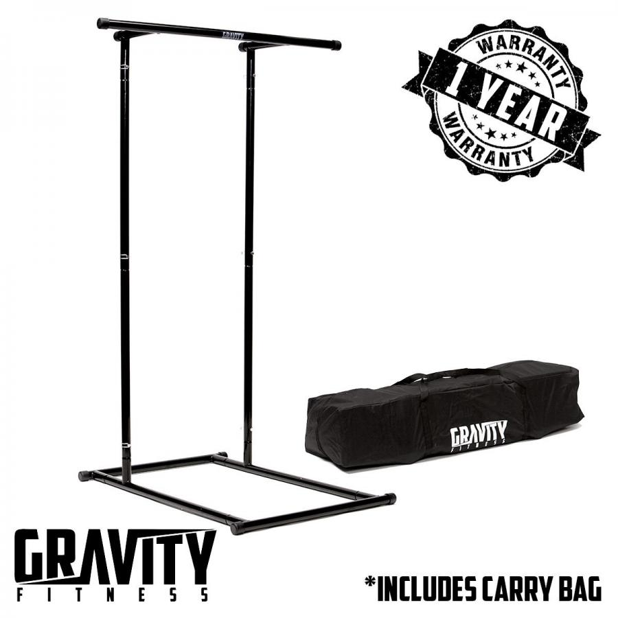 Gravity Fitness Pull Up Rack. Pull Up Mate alternative.