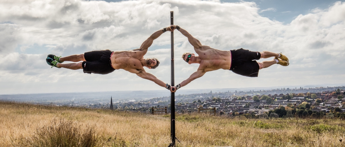 The complete guide to calisthenics