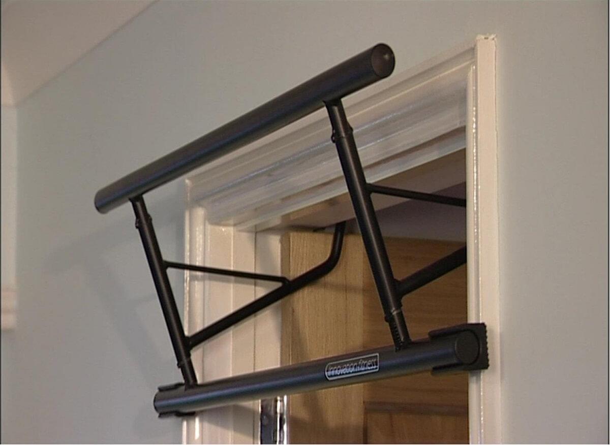 Powerbar 2 - Door Frame Overhang Pull-Up Bar