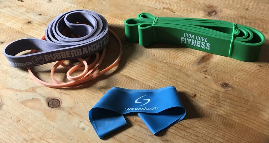 The Best Resistance Bands to Buy 2018