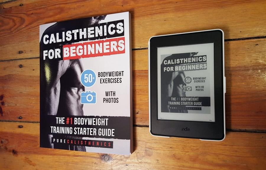 Calisthenics for Beginners: 50 Bodyweight Exercises - A Book Review