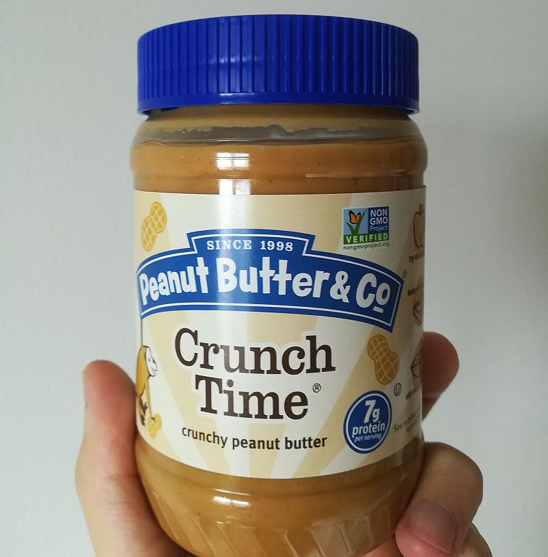 Peanut Butter and Co: Crunch Time Vegan Peanut Butter