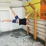 10 Calisthenics Exercises and Skills Using Resistance Bands