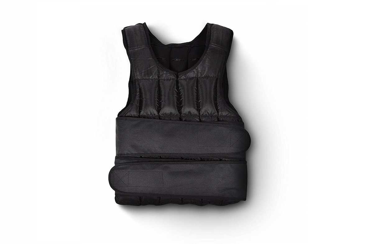 #1 Powerfly Pro Fitness Weighted Vest