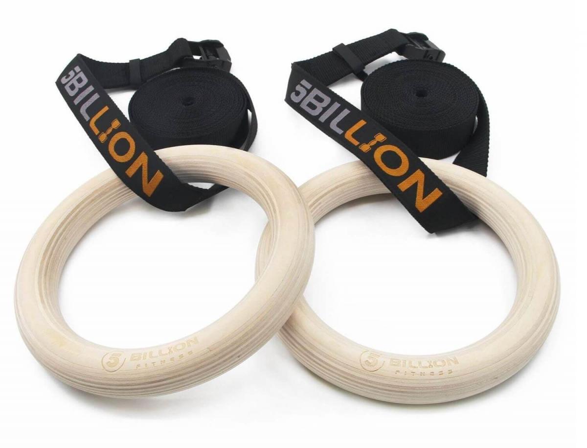 5BILLION Gymnastic Rings