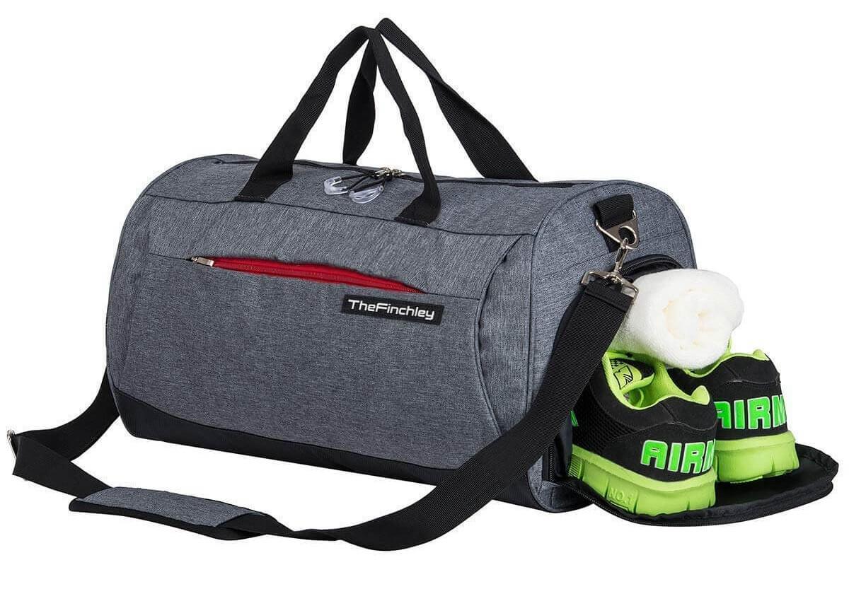 The Finchley Gym Bag