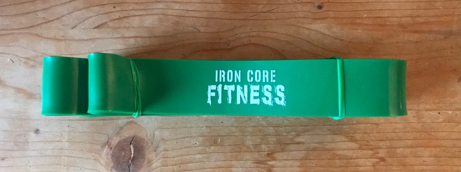 Iron Cross Fitness Resistance Band
