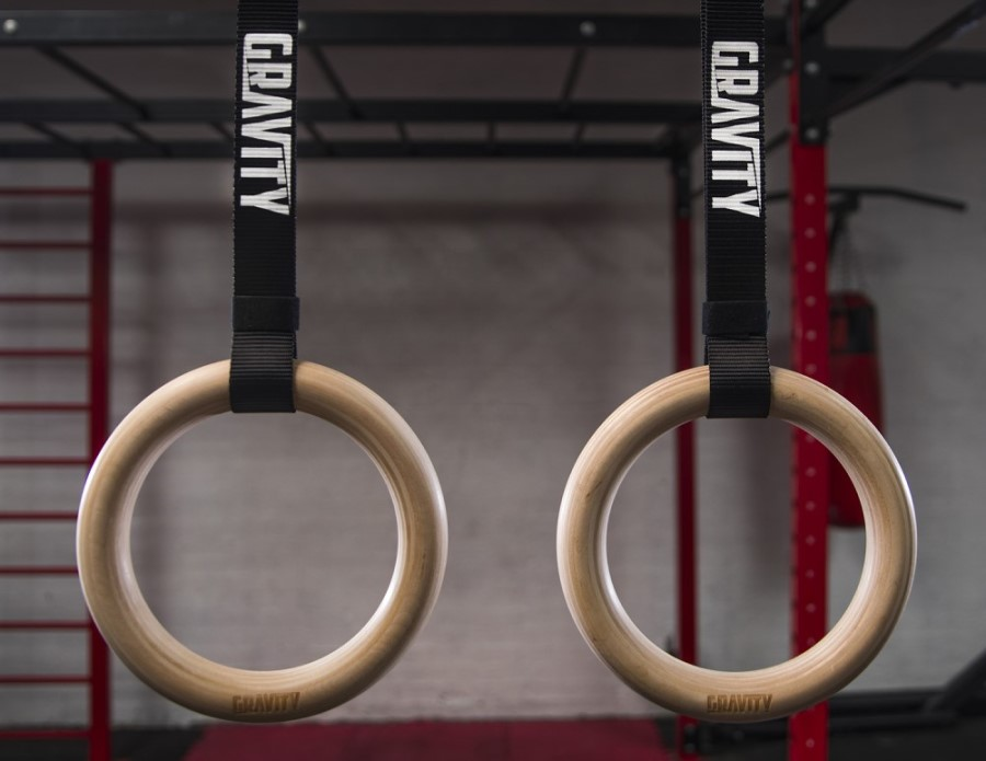 Gravity Fitness Gymnastic Rings