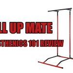 Pull Up Mate Review - Is the Pull Up Mate a Good Portable Freestanding Pull Up Bar?