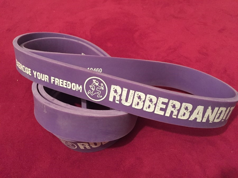 Rubberbanditz Purple Resistance Band