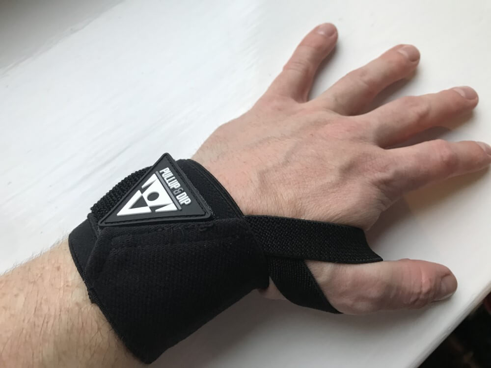 Pullup & Dip Wrist Wraps