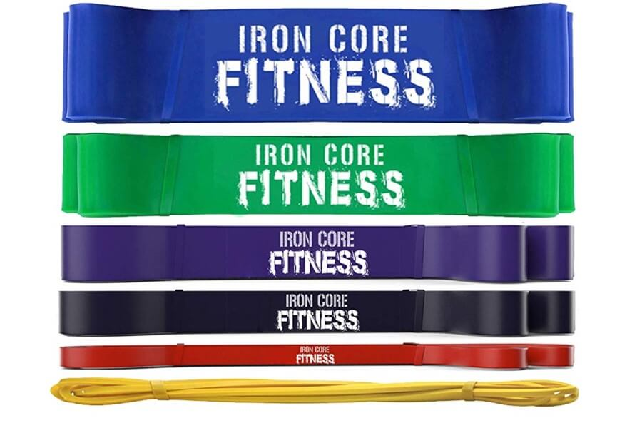 Iron Core resistance bands