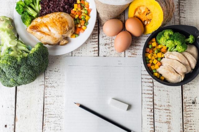 Healthy chicken dinners