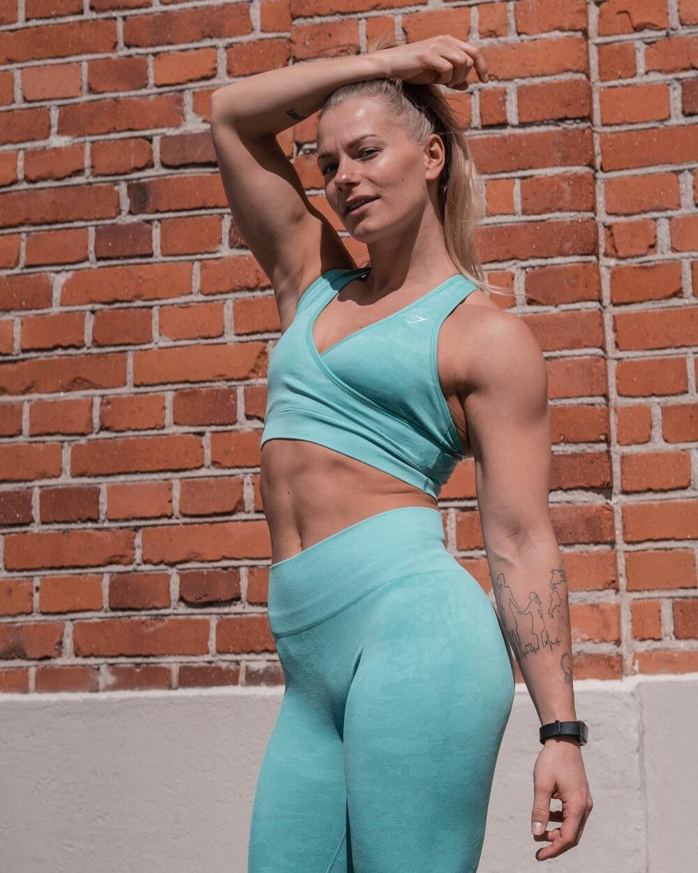 Malin Malle calisthenics athlete
