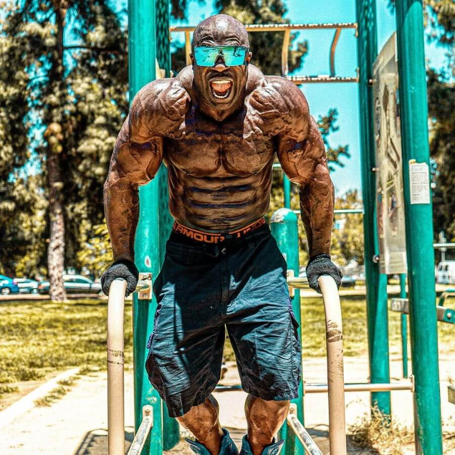 Kali Muscle - Calisthenics Body After