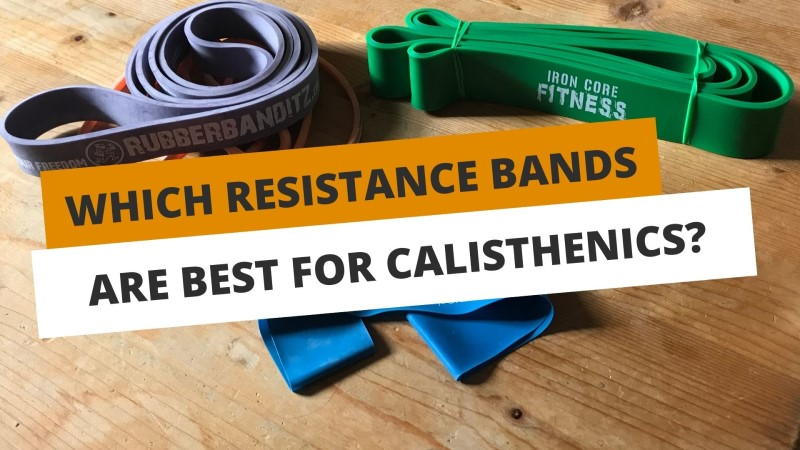 Different Resistance Bands - YouTube thumbnail image